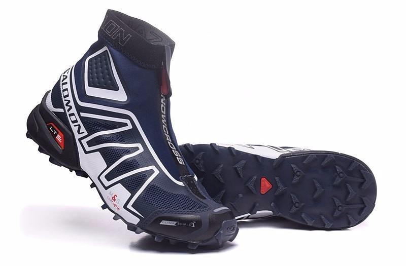 huge discount 15b02 18077 Protección Climática Botines Zapatillas Salomon Snowcross