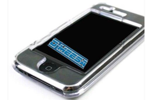proteccion cristal iphone case crystal dimeesa