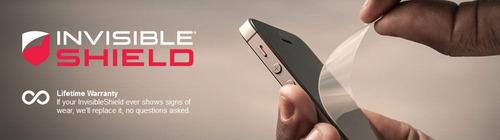 protección invisible shield iphone x pantalla hd