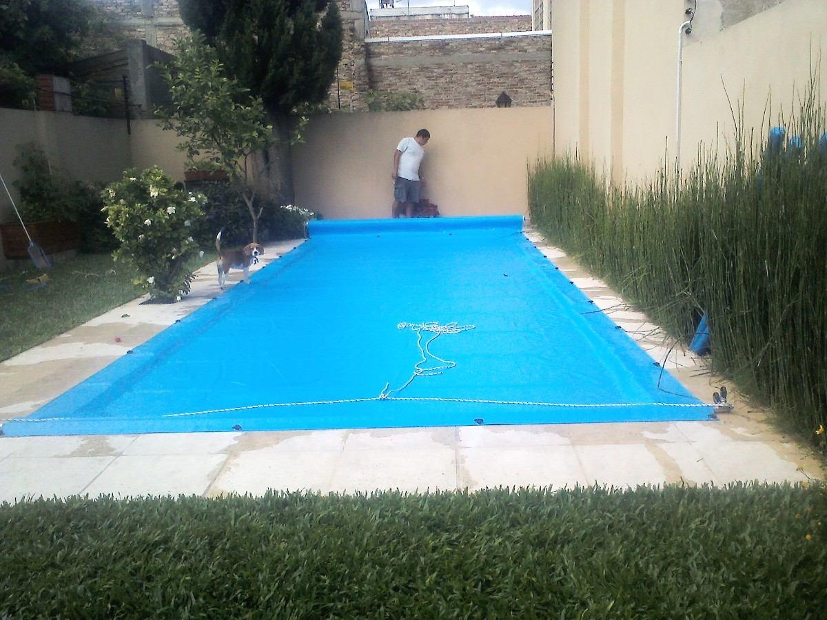 Lonas para tapar piscinas finest cobertor verano medida for Lona estanque barata