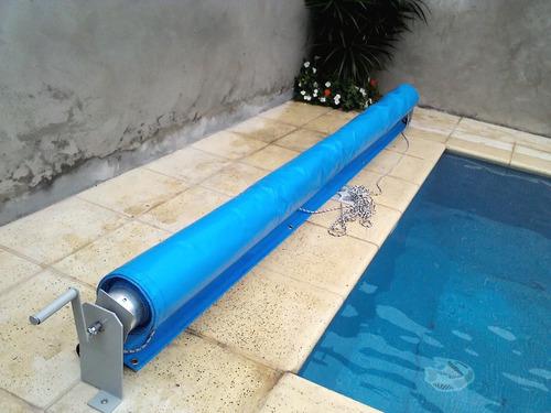 protección para piscinas, cubrepiscinas, cobertor piletas