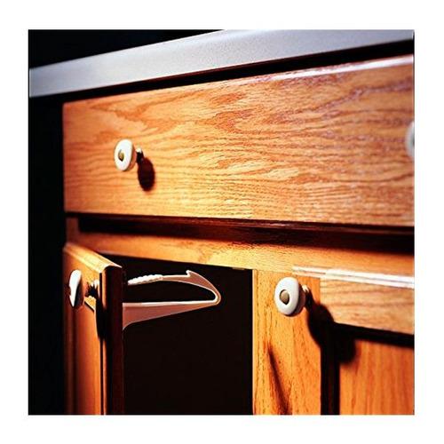 protección para puertas y cajones. 3 unidades. kidco