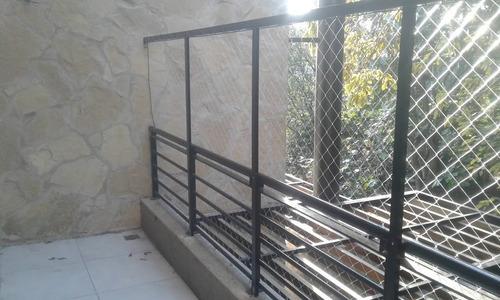 proteccion red balcones escaleras barandas ventanas piletas