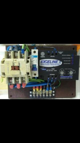 protección residencial contra riesgos eléctrico