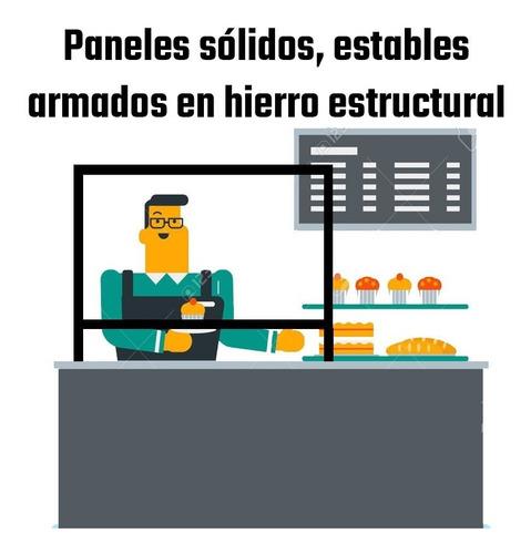 proteccion sanitaria - paneles - puertas móviles.