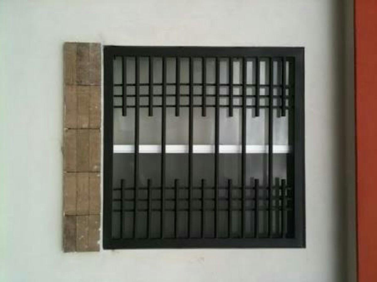 Protecciones de herrer a 1 en mercado libre for Cuanto sale una puerta