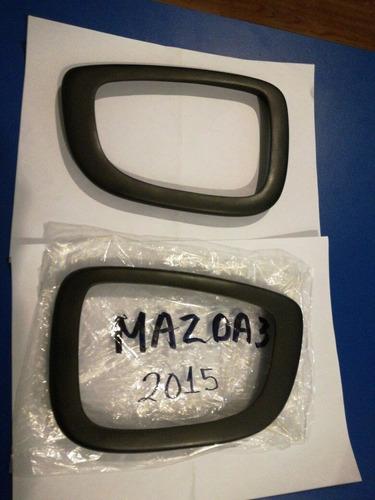 protecciones para luna mazda 3 2014-2016