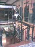 protecciones peatonales-andamios-alquiler-escaleras-tablones