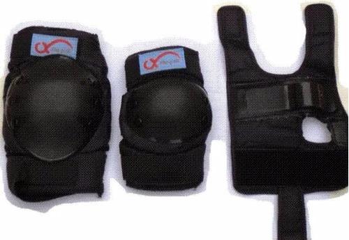 protecciones rollers skate,etc rodilleras coderas muñequeras