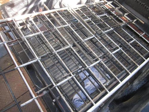 protecciones ventanas,distintas medidas kit 8 unid