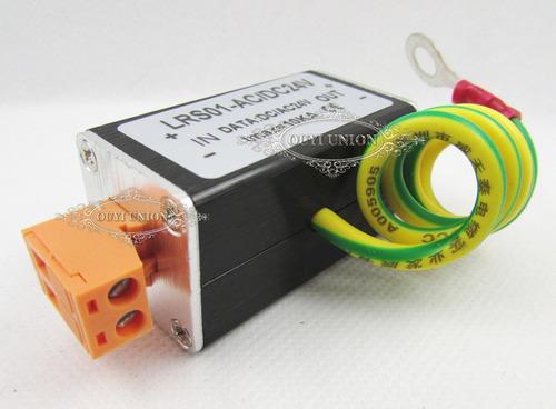 proteção contra surtos 24v ac/dc 10ka spd dps para dados