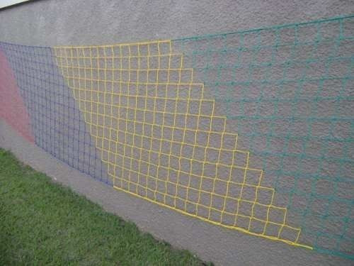 proteção elástica rede