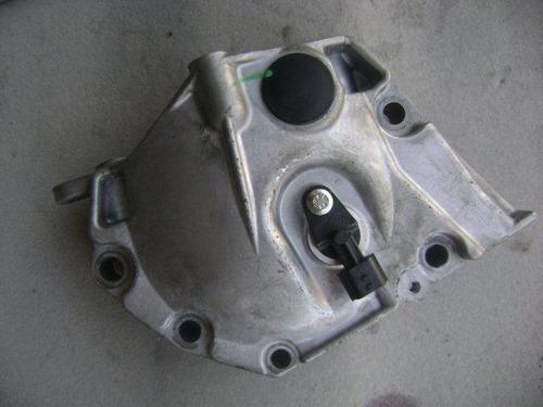 proteção polia comando válvula motor sandero logan 1.6
