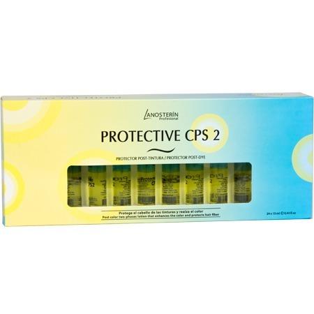 protective cps s 13 ml. lanosterin caja de 24 ampollas
