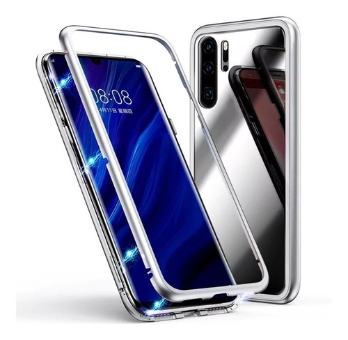 protector 360 magnetico doble vidrio huawei p30 pro p30 lite