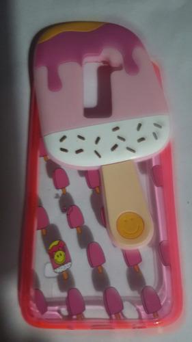 protector 3d helado lg k8