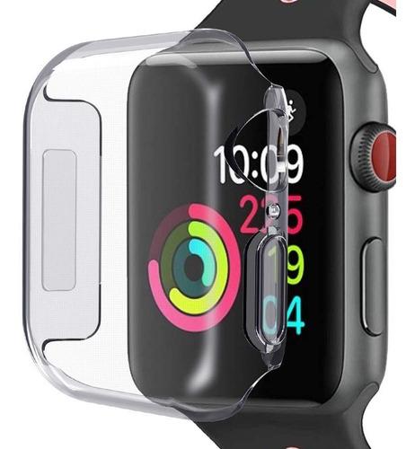 protector acrilico rigido apple watch 38mm 40mm 42mm 44mmm