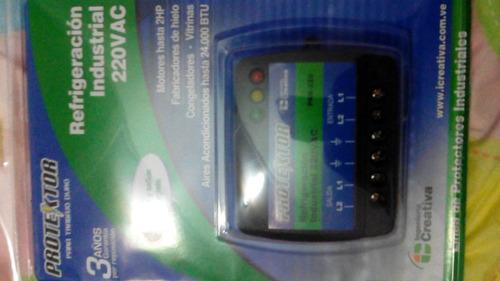 protector aire 220voltios cable-cable .refrigeración industr