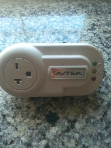 protector aire acondicionado 220v avtek modelo:patt 4422