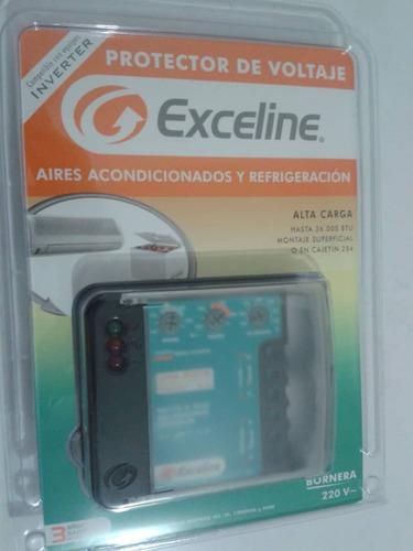 protector aire acondicionado en 220v exceline