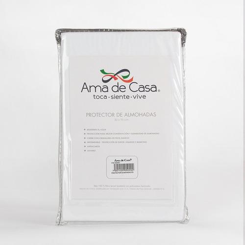 protector almohada std 50 x 70 cm
