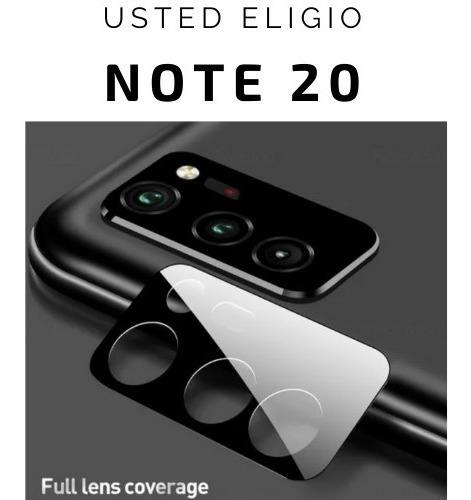 protector aluminio camara samsung note 20 y note 20 ultra