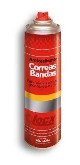 protector antideslizante correa poly v locx 419 ml