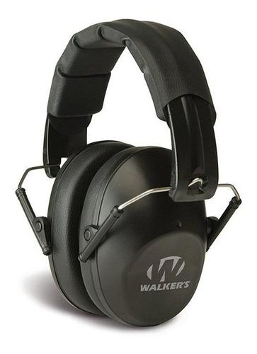 protector auditivo bajo perfil walkers p/ tiro dogohunter