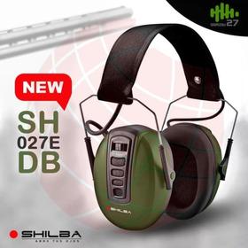 Protector Auditivo Electronico Shilba 27db Tiro Deportivo