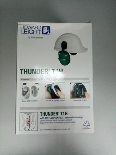 protector auditivo tipo copa para cascos howard leight