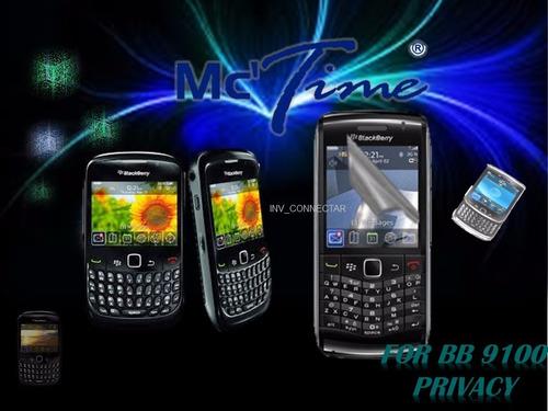 protector blackberry 9100/9700/9800 pantalla anti espia t/v