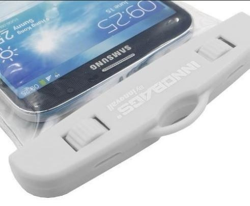 protector bolsa impermeable celular max 6 pulg