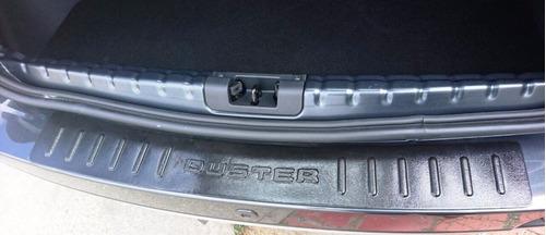 protector bomper trasero plástico cx5 duster mazda 3 adhesiv