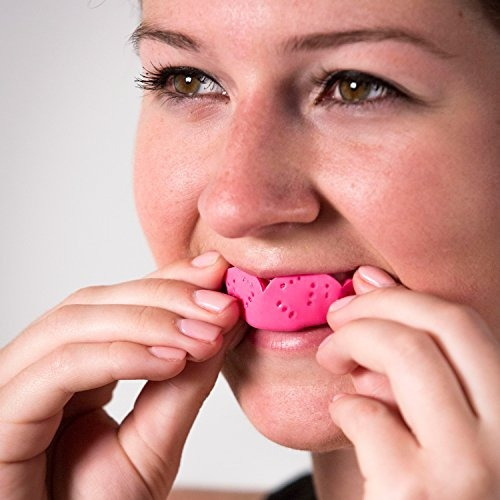protector bucal deportivo de ajuste personalizado 1.6 mm de