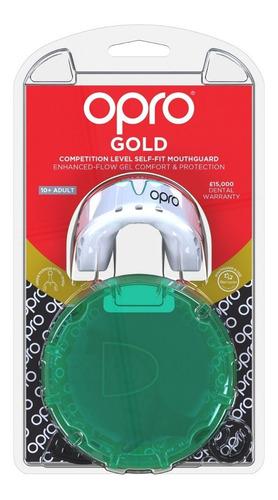 protector bucal opro gold gen 4