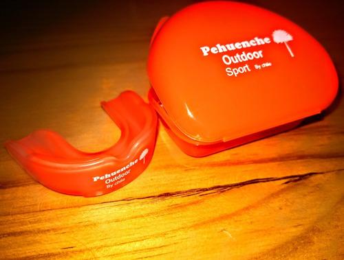protector bucal rugby mma eva 100% calidad alta /pehuenche