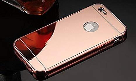 protector bumper espejo para iphone 5 5s 6 6s 6s plus
