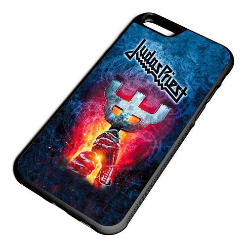 protector carcasa iphone  - judas priest heavy metal