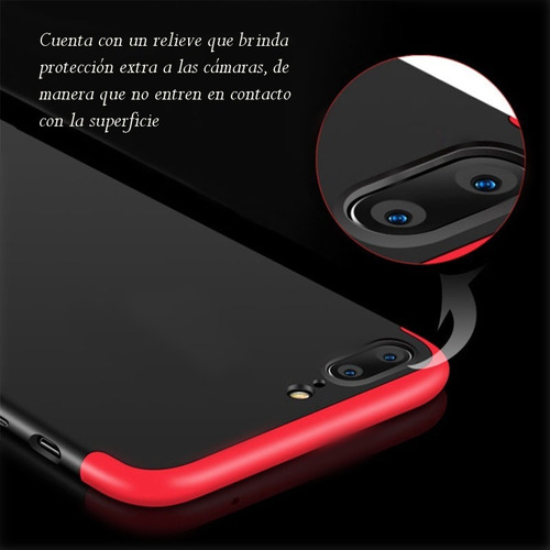 protector case 360 back cover full iphone 6 6s 6 plus