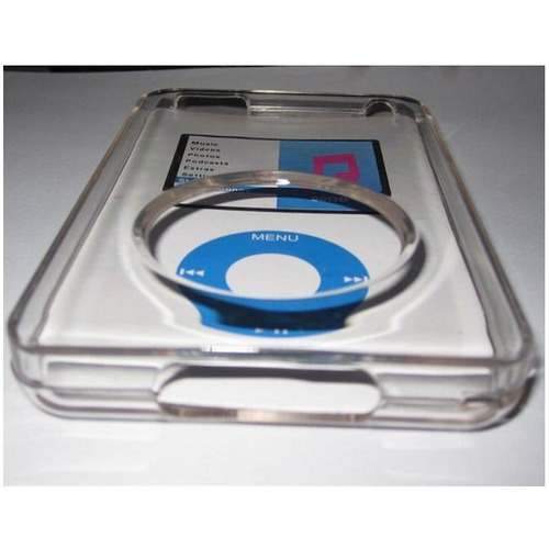 protector case crystal ipod classic policarbonato el mejor