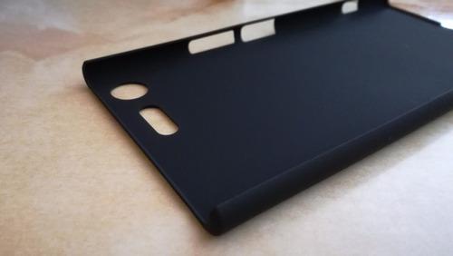 protector case delgado sony xperia xz1 compact polycarbonato