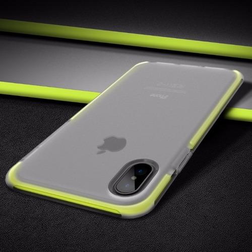 protector case funda anti-shock resistente iphone xs xr max