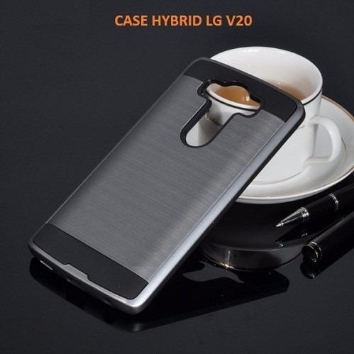 protector case hybrido resistente verus lg v20 elegante