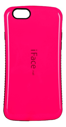 protector case iface mall iphone 6 plus rosa - tecsys