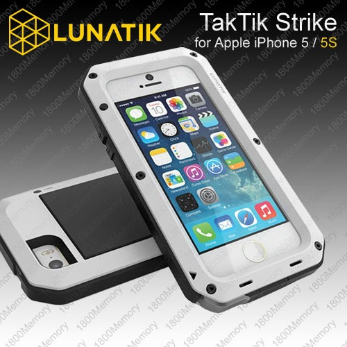 the best attitude 9ab8d 8f84e Protector Case Lunatik Taktik Extreme iPhone 5