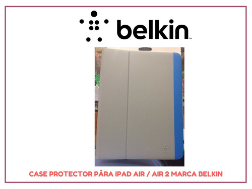 protector case para ipad air/air 2 belkin case