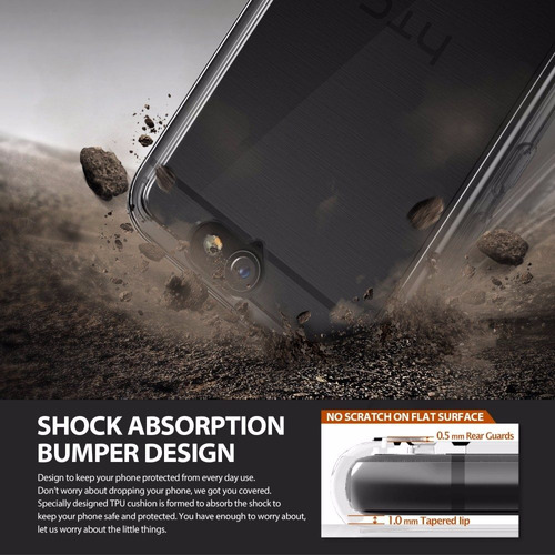 protector case ringke fusion htc one a9 oferta