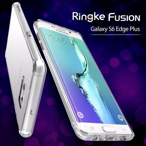 protector case ringke fusion  samsung s6 edge plus oferta