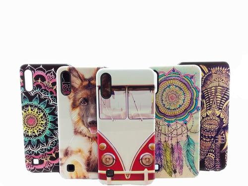 protector case samsung a10 a20 a30 a50 a70- nuevos diseños!