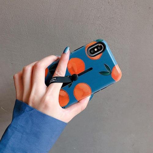 protector case samsung a10 a20 a30 a50 con agarre y diseños